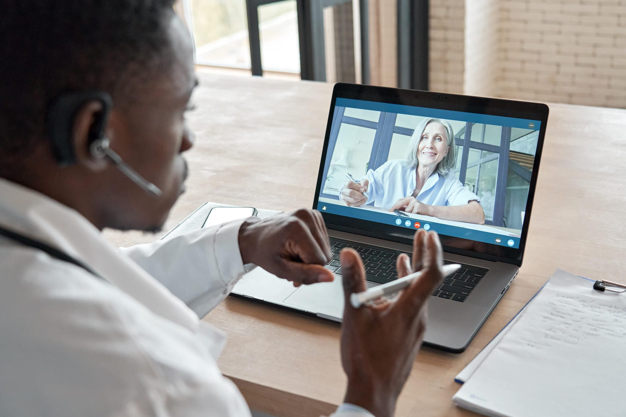 Contextual Comms Transforming The Delivery Of Telehealthcare