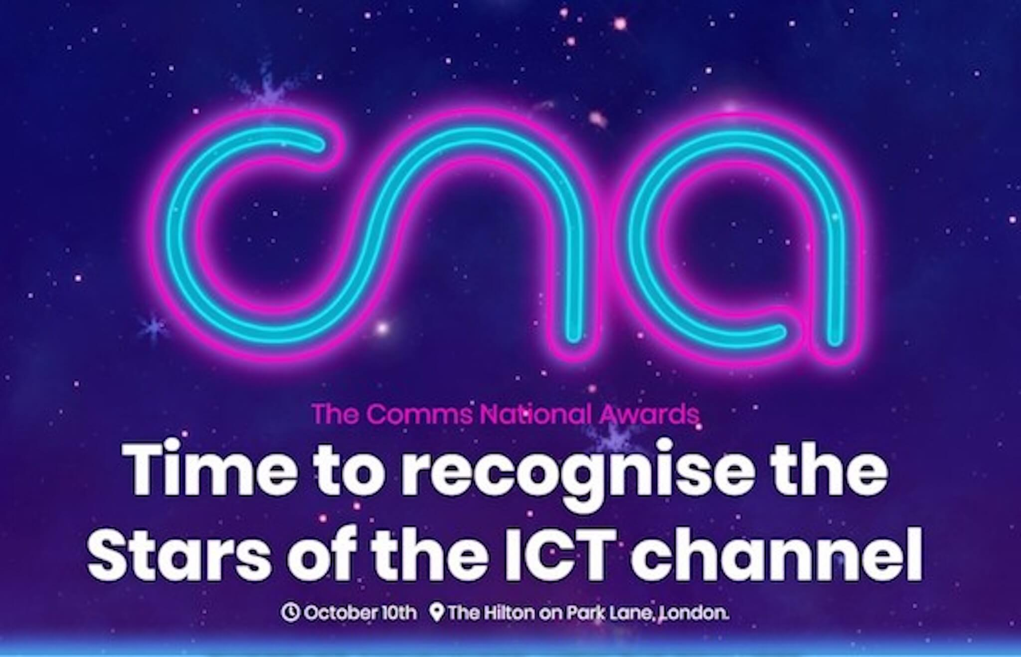 Ipcortex Is Delighted To Be Finalists In The Comms National Awards